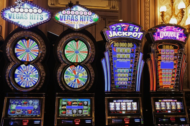 Here are some things you can do to stay in control in a casino